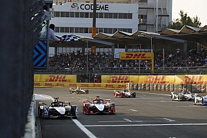Де Грасси под клетчатым флагом отобрал у Верляйна победу в мексиканской гонке формулы Е