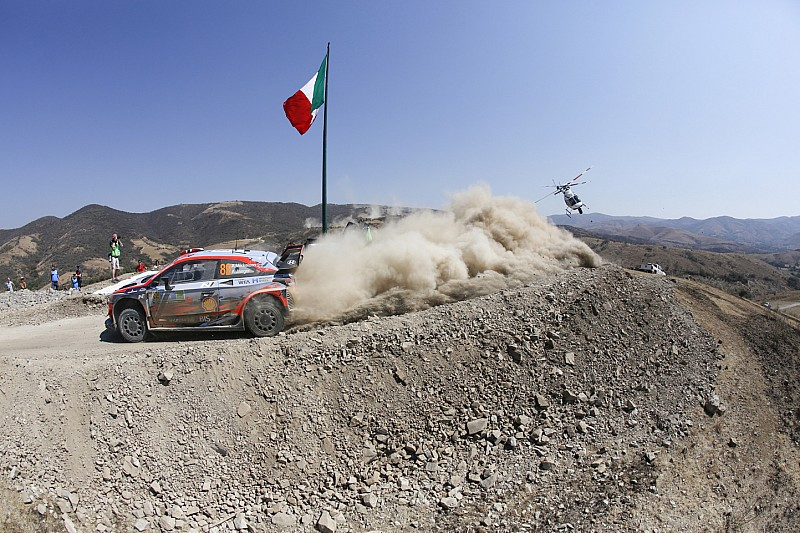 Rally Mexico admits 2019 event was