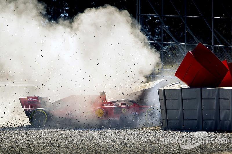 Barcelone, J6 - Journée à oublier pour Ferrari