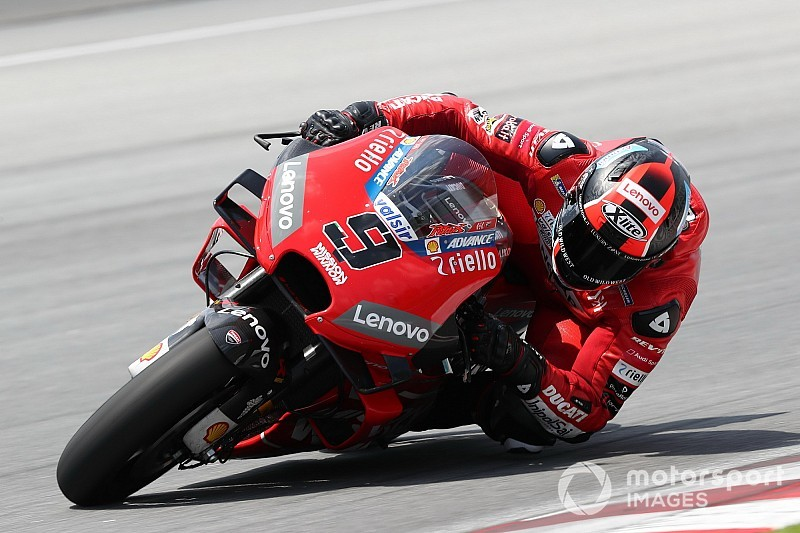 Overzicht: Gecombineerde uitslag MotoGP-test in Sepang