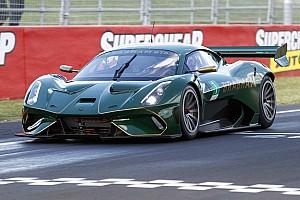 Брэбэм собрался показать суперкар BT62 на Гран При Австралии