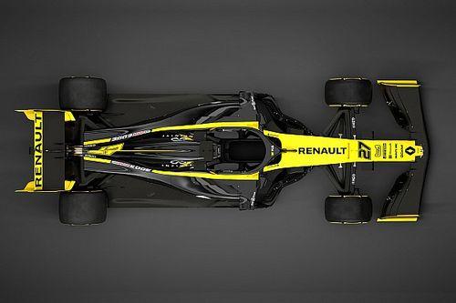 La fiche technique de la Renault R.S.19