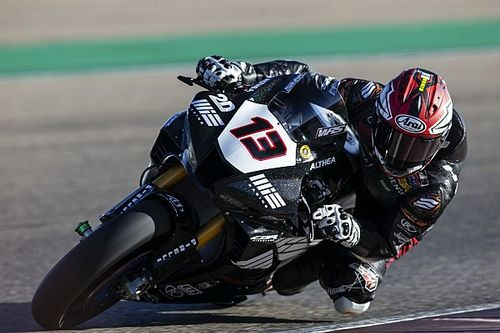 MIE Honda scales down to one bike after Althea split