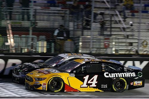 "Bowyer advances, plans to ""swing for the fence"" in Round of 12"