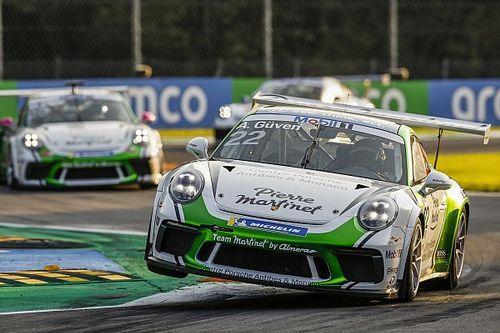 Porsche Carrera Cup Le Mans: Ayhancan 4. sırada
