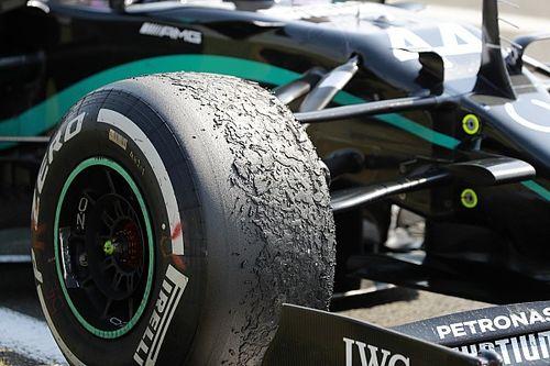 """Mercedes necesita solucionar sus problemas de neumáticos con """"urgencia"""""""