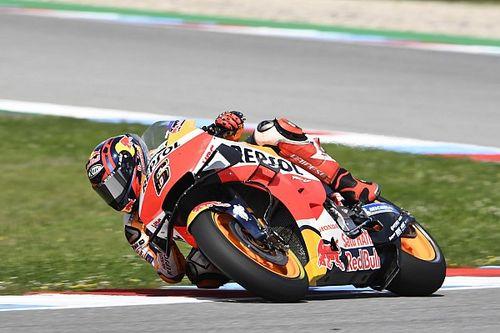 Ismét Bradl ülhet Marquez motorjára