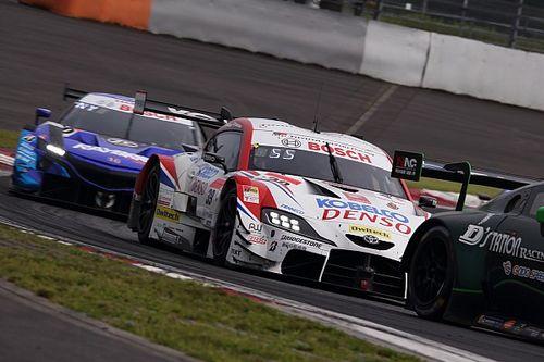 「自分の課題が浮き彫りになった」阪口晴南、GT500初経験を糧にさらなる成長を誓う