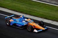 Indy 500 Antrenmanlar: 2. Günün lideri Dixon, Alonso kaza yaptı