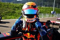 Red Bull Ring F2: Honda-junior Tsunoda op pole