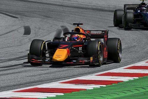 Tsunoda, protegido de Red Bull, con la pole en la F2