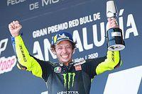 La marca que puede alcanzar Rossi en Brno