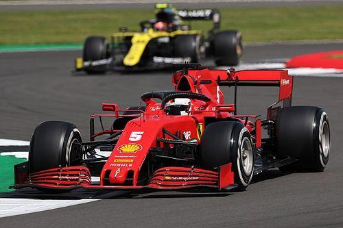 Vettel y su SF1000 tras Silverstone: Algo no encaja