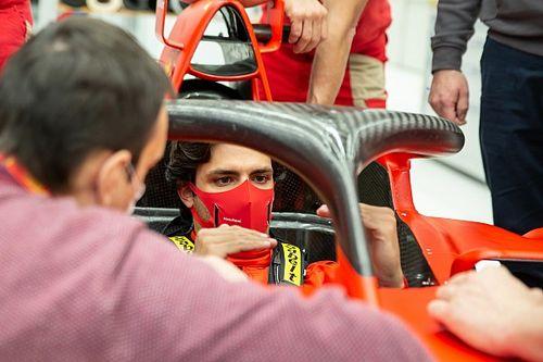 Los mensajes de radio, clave para que Ferrari se decidiera por Sainz