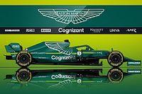 VIDEO: Aston Martin enciende el motor de su AMR21 para Fórmula 1