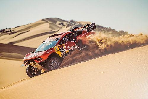 Le Dakar ne simplifiera pas sa navigation pour Loeb et Sainz