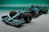Aston Martin onthult groene F1-auto voor rentree als fabrieksteam