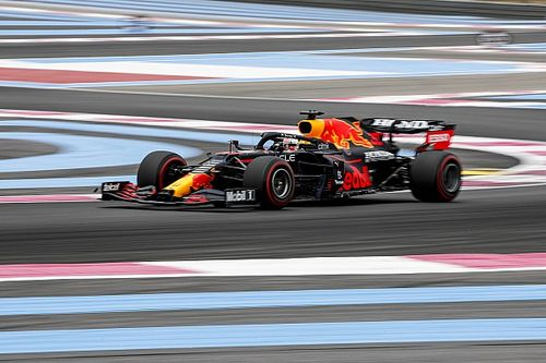 Verstappen: Red Bull didn't expect to be this good at Paul Ricard