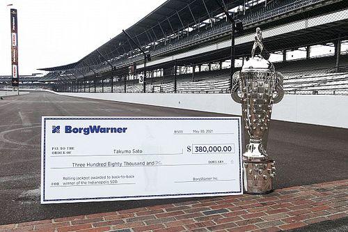 $380,000 BorgWarner jackpot could await Sato at Indy 500