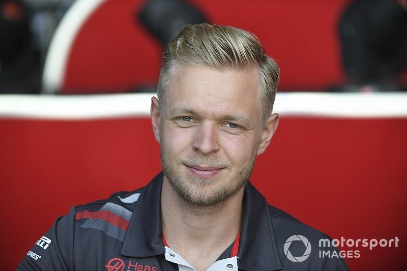 Magnussen's new Haas deal runs through 2020
