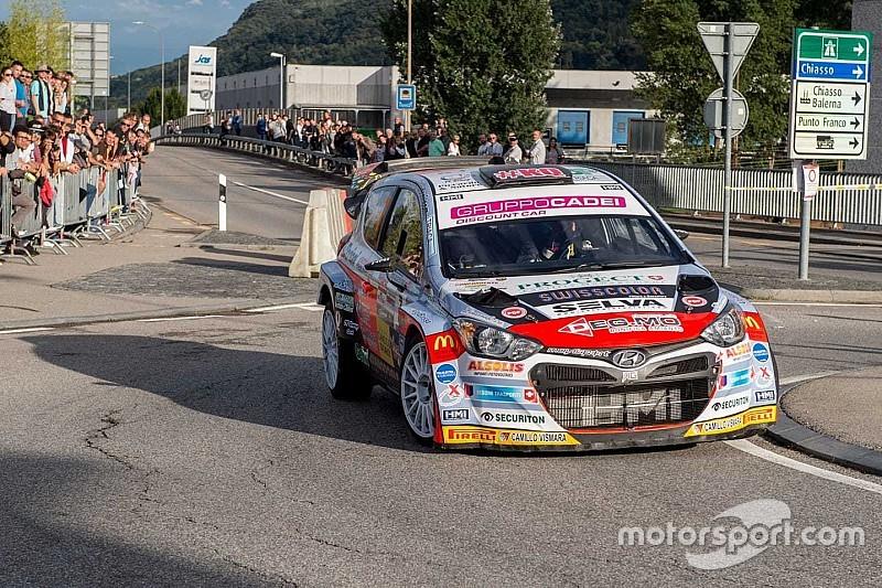 Dritter Sieg in der Rallye Ronde del Ticino für Gilardoni-Bonato