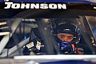 Jimmie Johnson leads morning test at Las Vegas