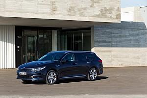Automotive Nieuws Kia Optima Sportwagon biedt beste van verschillende werelden