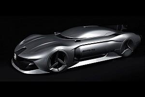 Automotive Breaking news Sleek Mercedes Streamliner render inspired by W196 F1 car