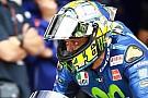 Rossi: Setelah lap 12, ban belakang habis
