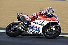 Dovizioso coloca una Ducati al frente del primer ensayo en Mugello