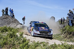 WRC Prova speciale Portogallo, PS16-17: Ogier aumenta il vantaggio su Neuville
