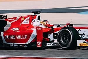 FIA F2 Yarış raporu Bahreyn F2: 2. yarışta Leclerc harika bir zafer kazandı