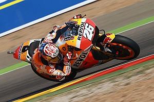 MotoGP Motorsport.com hírek Pedrosa szerint Rossi nem volt fair, mikor meg akarta előzni