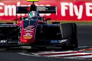 GP3 速報ニュース 【GP3】ハンガリー予選:福住は3番手スタート。同門エイトケンがPP