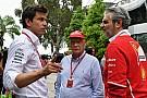 Mercedes: Наша критика поможет Liberty сделать Ф1 лучше