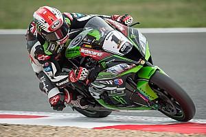 Superbike-WM Trainingsbericht WSBK Jerez: Rea, Davies & Melandri stürzen, Yamaha stark