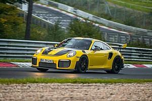 Automotivo Últimas notícias Assista ao recorde do Porsche 911 GT2 RR em Nürburgring