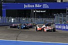 Formel E Keine Überschneidungen zwischen Formel E und WEC im Jahr 2018