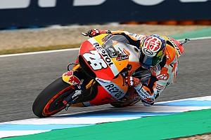 MotoGP Practice report MotoGP Spanyol: Pedrosa pertajam catatan waktu di FP3