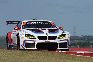 IMSA Practice report Cadillacs and BMWs lead practice at COTA