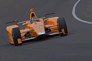 Erster McLaren-IndyCar-Test Anfang April