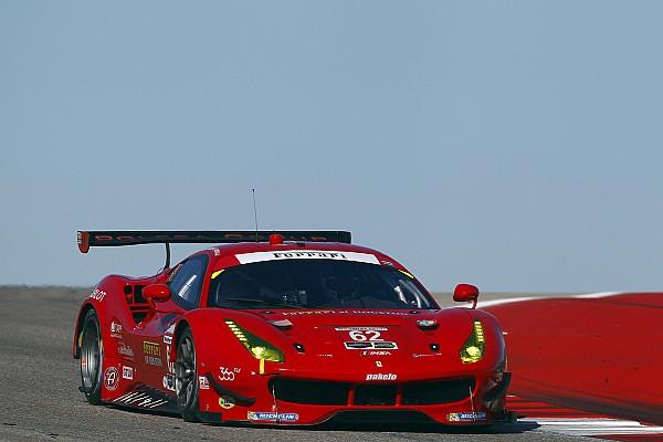 IMSA Risi Ferrari returns to IMSA after hiatus