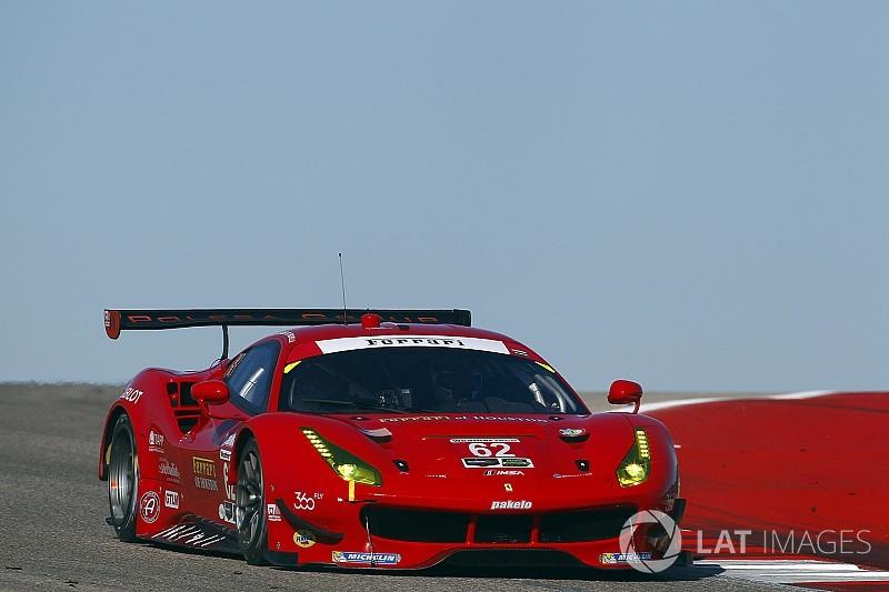 Risi Ferrari regresa a competir a la serie IMSA