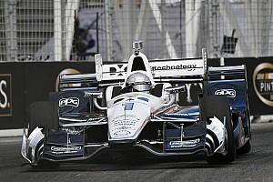 IndyCar Relato de classificação Pagenaud conquista primeira pole do ano; Castroneves é 3º