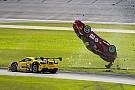 Ferrari GALERIA: Ferrari capota em acidente em corrida nos EUA