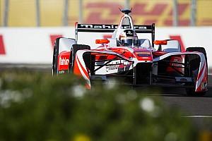 Formula E Qualifying report Marrakesh ePrix: Rosenqvist on pole as Vergne misses final run
