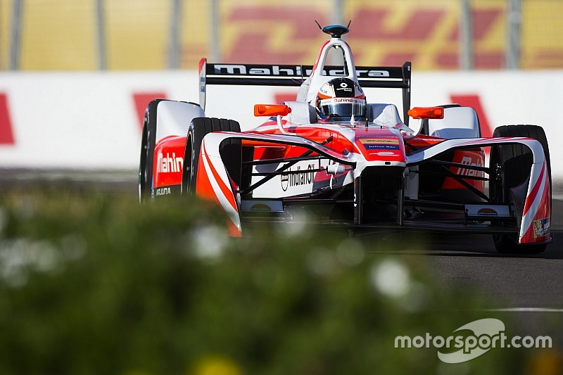 Marrakesh ePrix: Rosenqvist on pole as Vergne misses final run