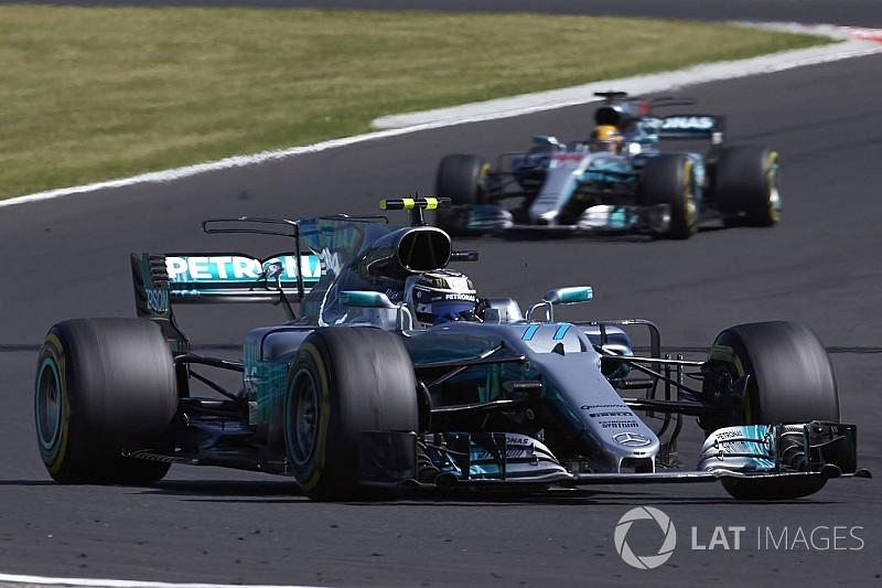 """Bottas: """"Mercedes necessita di un pacchetto ad alto carico più efficace"""""""