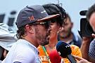 Fernando Alonso renovaría con McLaren sólo si Honda se va