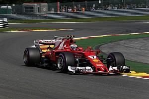 Fórmula 1 Noticias Vettel da las gracias a Raikkonen por ofrecerle su rebufo